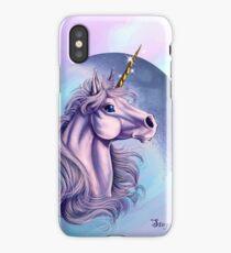 Lunar Unicorn iPhone Case iPhone Case
