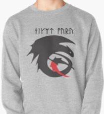 Strike Class Dragon Symbol How to Train Your Dragon HTTYD Pullover