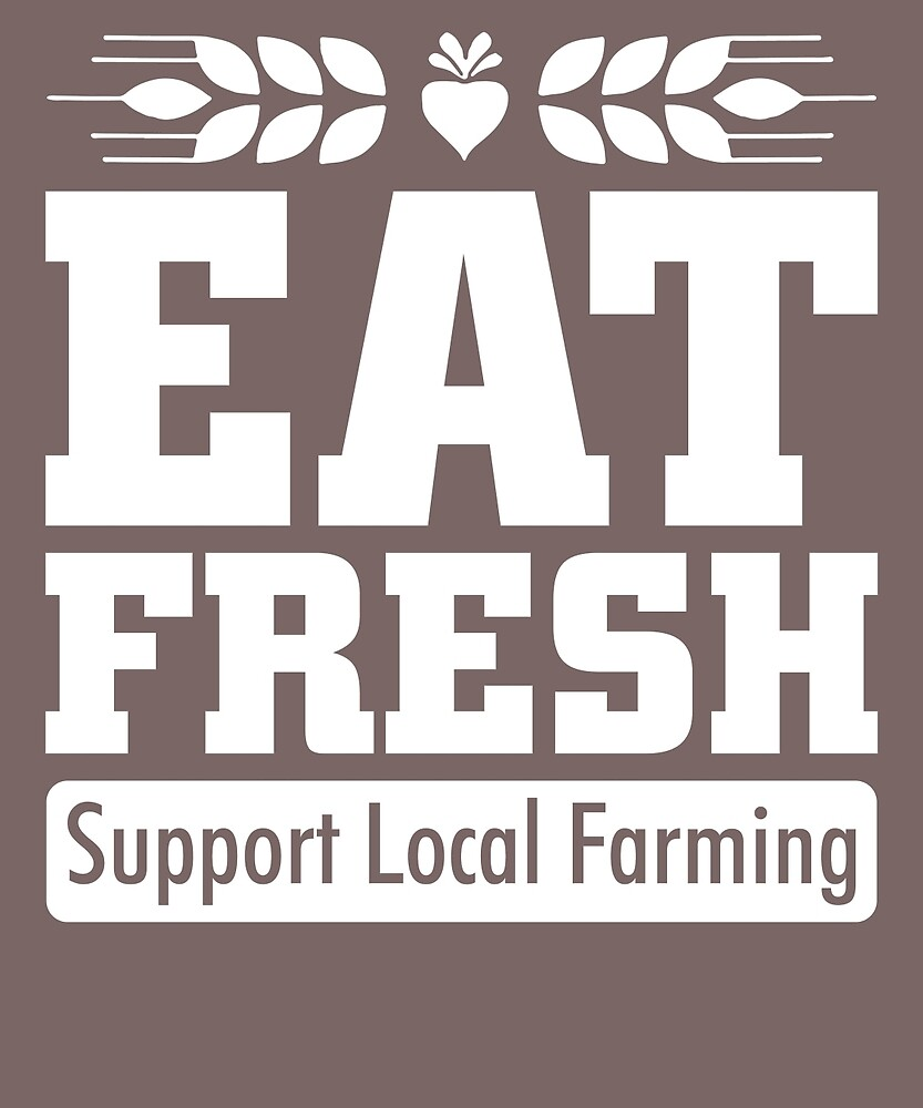 Eat Fresh Support  by AlwaysAwesome