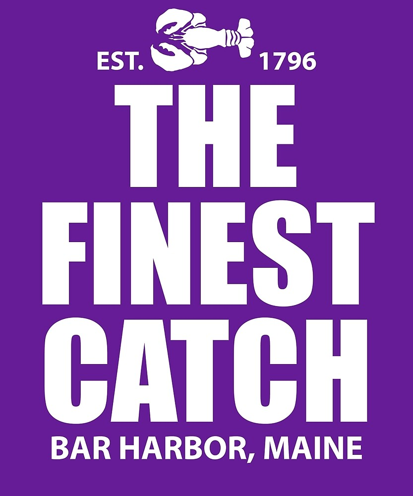 The Finest Catch Bar  by AlwaysAwesome