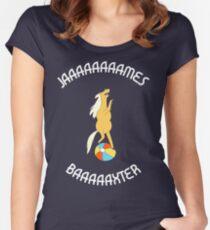 Baxter Adventure Women's Fitted Scoop T-Shirt