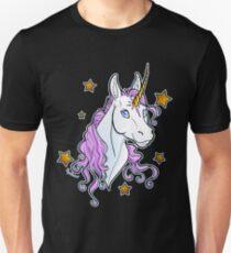 Unicorn Star  Slim Fit T-Shirt