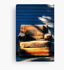 Comfort Outside Canvas Print