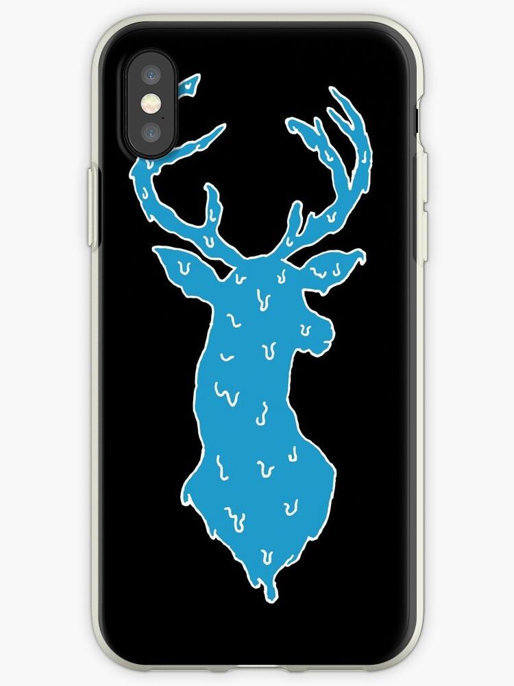 blue deer by MeltCo