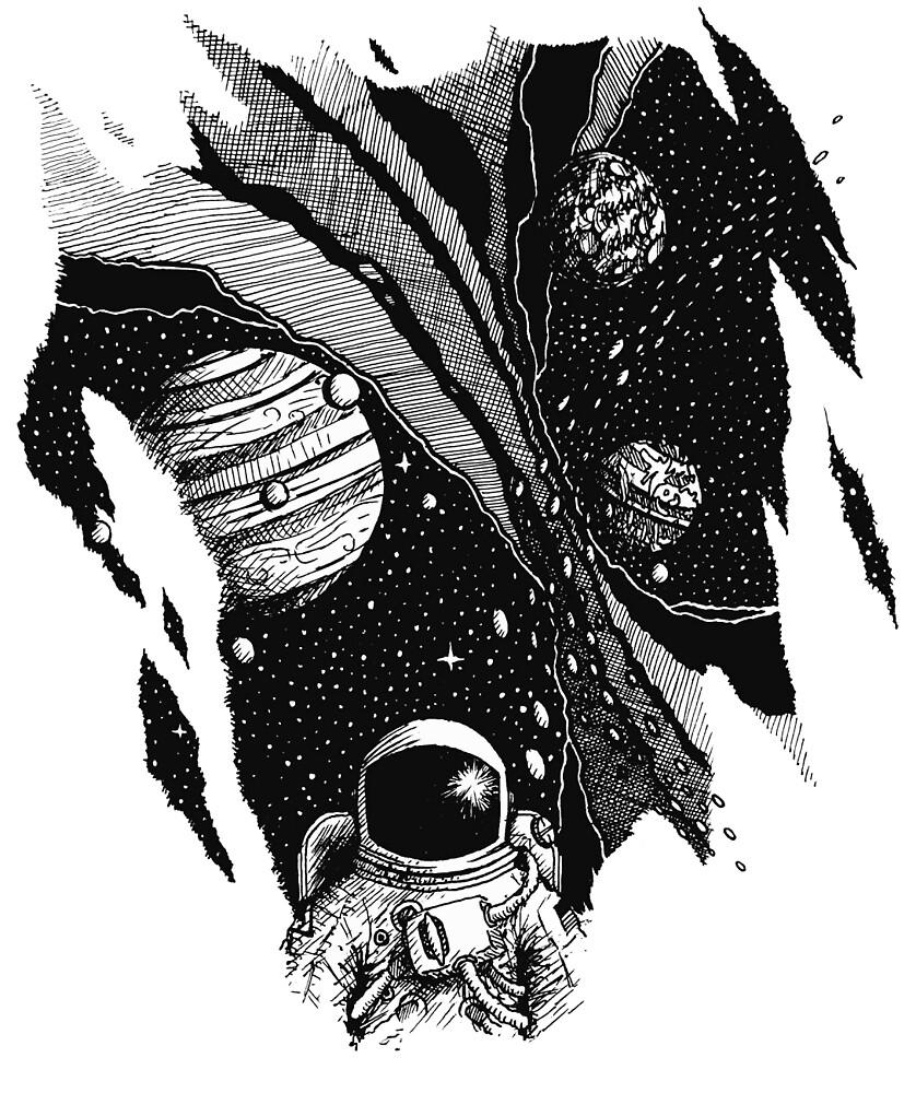 Spacey by orangeomnivore