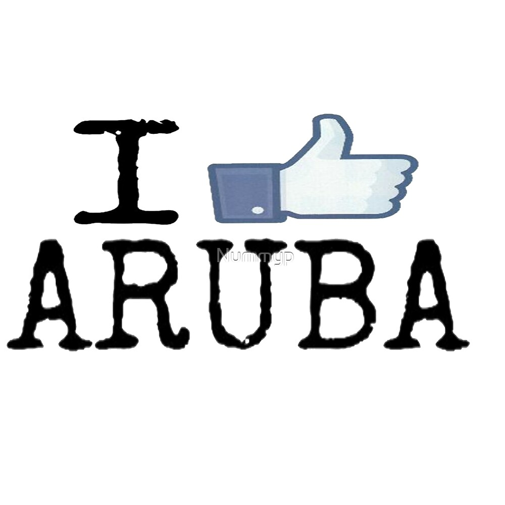 I Like Aruba by Nummyp