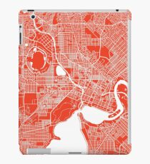 Perth (Red) iPad Case/Skin