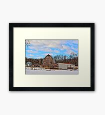 Jay Avenue Farm Framed Print