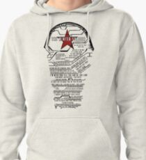 The Winter Soldier Quotes Pullover Hoodie