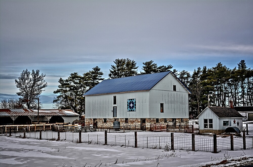 Quilted Mitchell Barn by Duane Sr