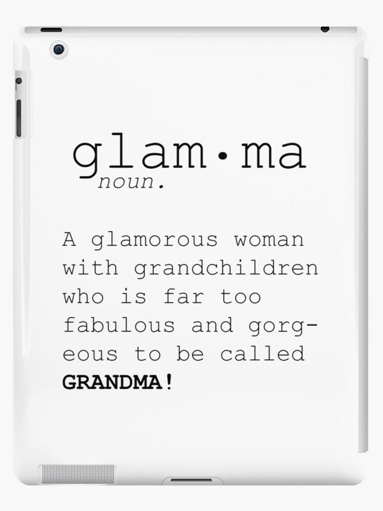 Grandma DefinitionGift For Nana Gift Grandmas Birthday GiftBurlap PrintPersonalized