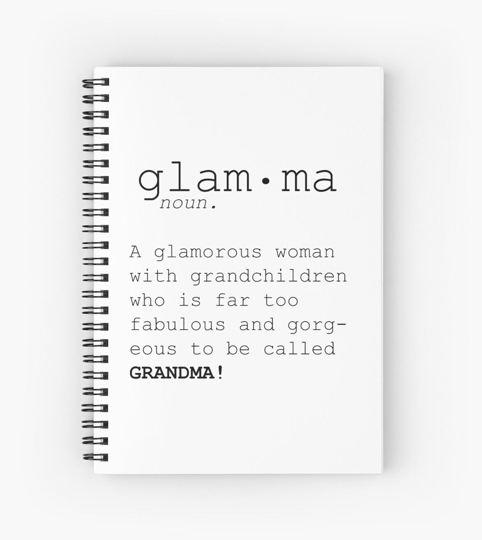 Oma-Definition, Geschenk für Nana, Geschenk für Oma, Oma ...