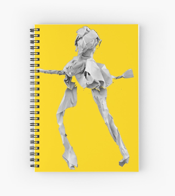 Crazy Paperdude by auyeah