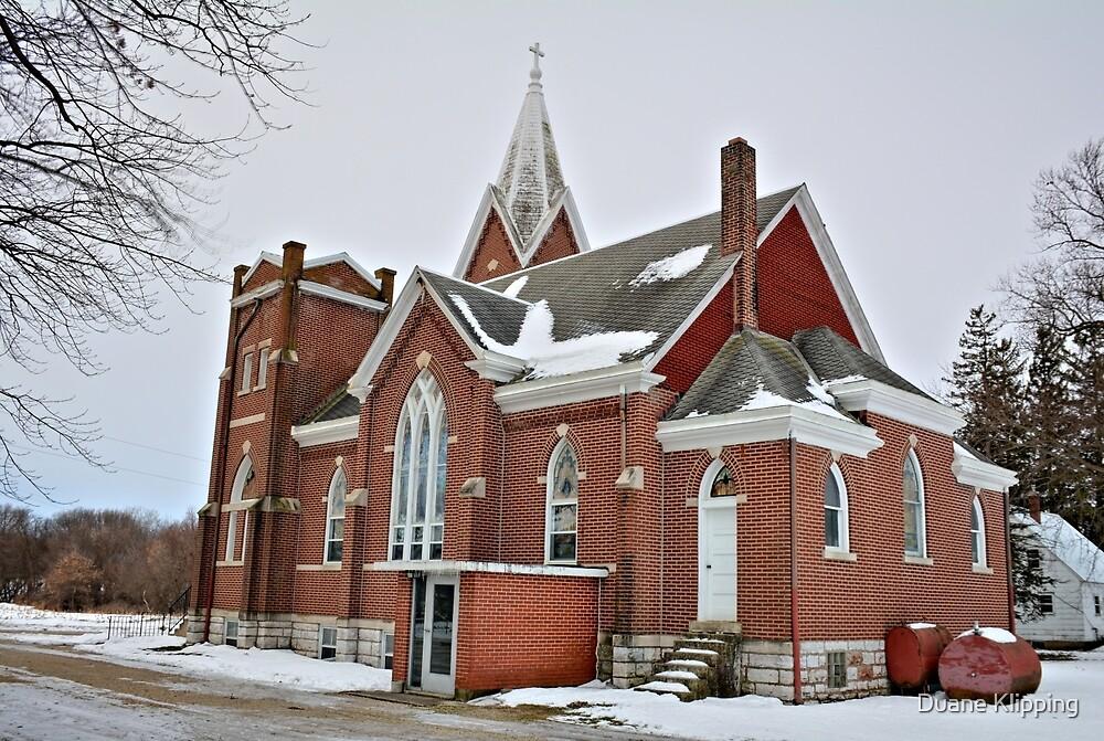 St Johns Lutheran by Duane Sr