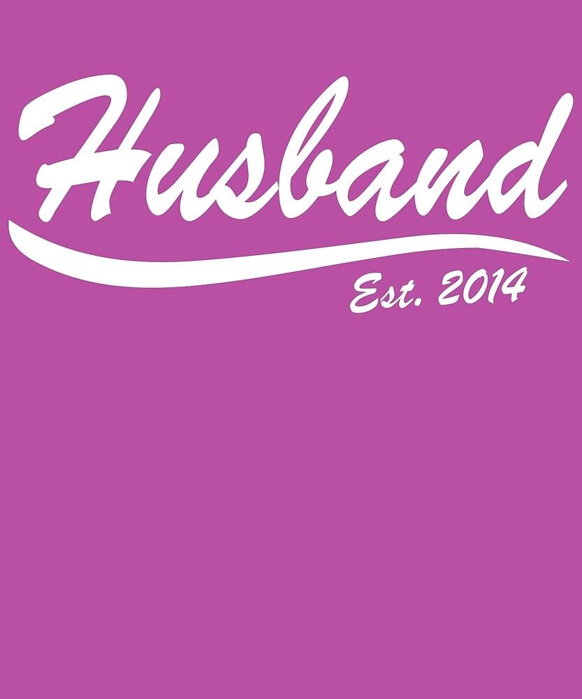 Husband Est Established 2014  by AlwaysAwesome