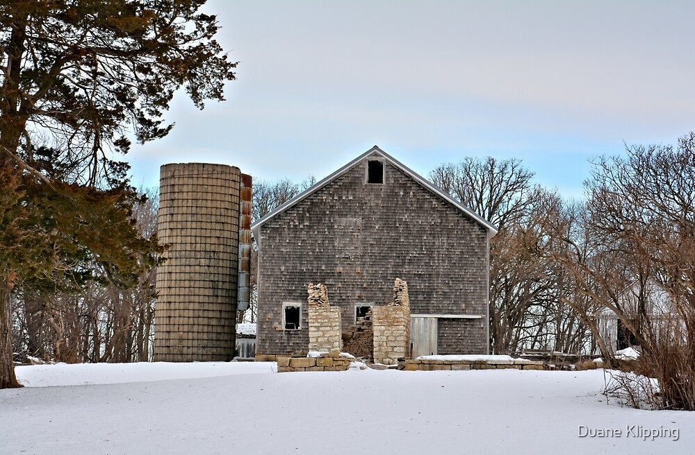 Mitchell Barn by Duane Sr