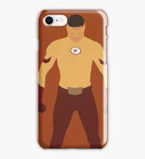 Kid Flash (Wally West) Minimalist iPhone Case/Skin