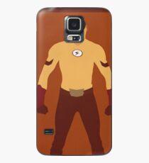 Kid Flash (Wally West) Minimalist Case/Skin for Samsung Galaxy