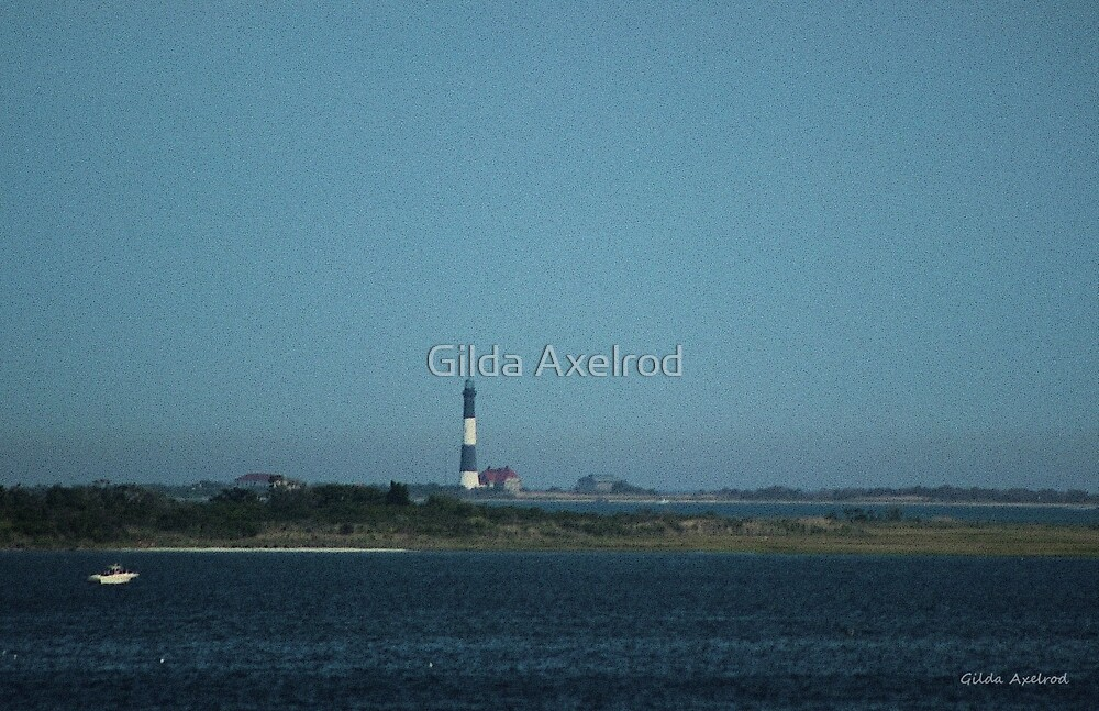 Lighthouse Memory by Gilda Axelrod