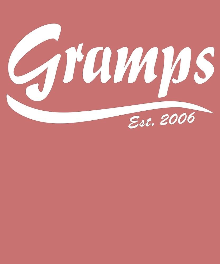 Gramps Est Established 2006  by AlwaysAwesome