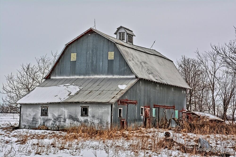 Winter On The Farm 4 by Duane Sr