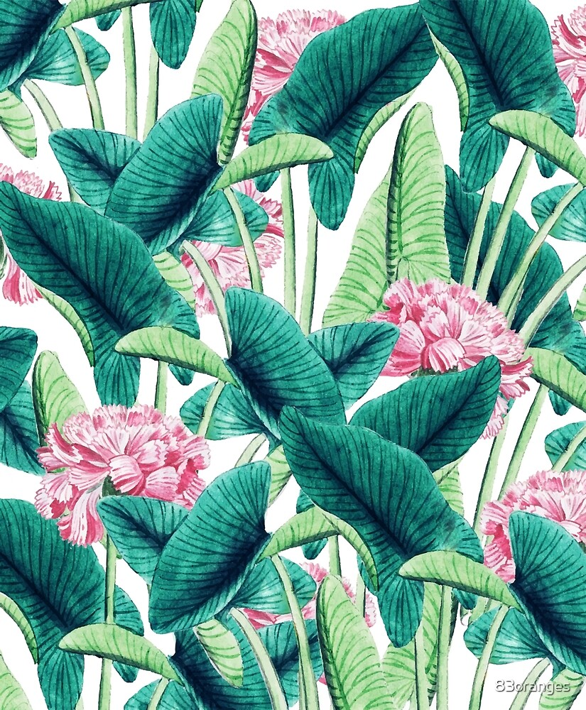 Lovely Botanical #redbubble #decor  by 83oranges