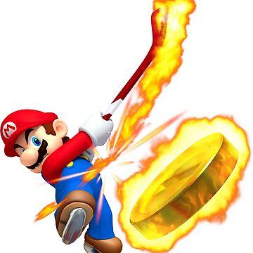 Mario ice hockey by po4life