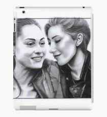 Raven&Anya iPad Case/Skin