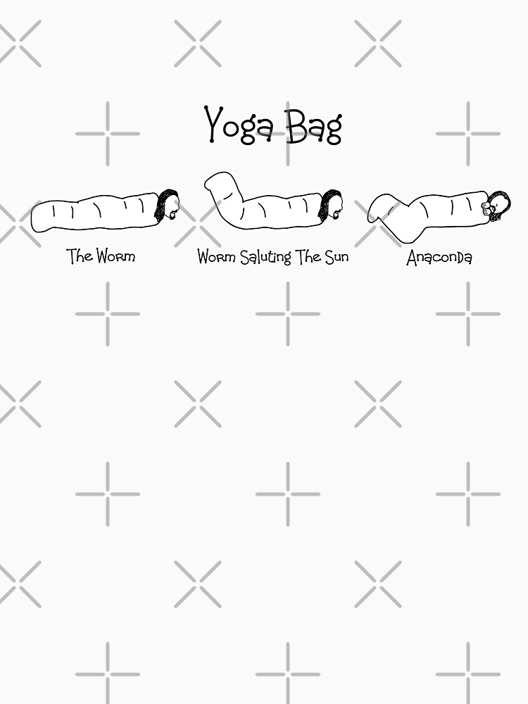 Black Books - Yoga Bag by AdrienneBody