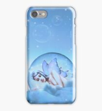 Snow Fairy iPhone Case/Skin