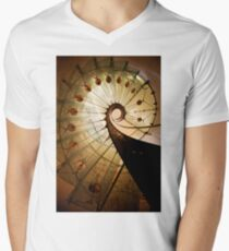 Spirals of steel and glass T-Shirt