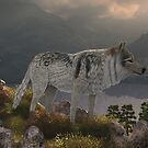 Lone Wolf by Walter Colvin