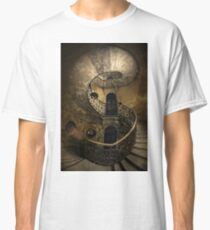 Old forgotten Staircase Classic T-Shirt