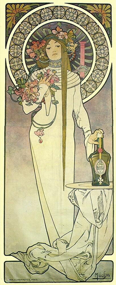 La dame aux camelias by eleyne