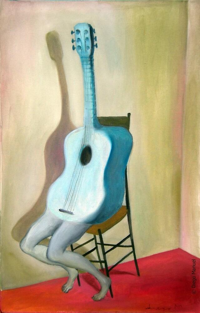 Guitar by Diego Manuel Rodriguez