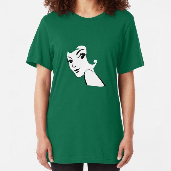 Red Head / Green Head Slim Fit T-Shirt