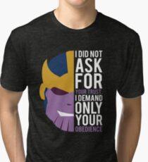 THIS IS MAD TITAN 2 Tri-blend T-Shirt