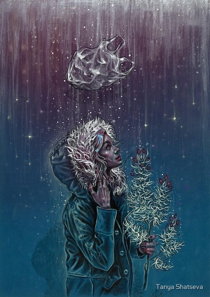 Blue Christmas by tanyashatseva
