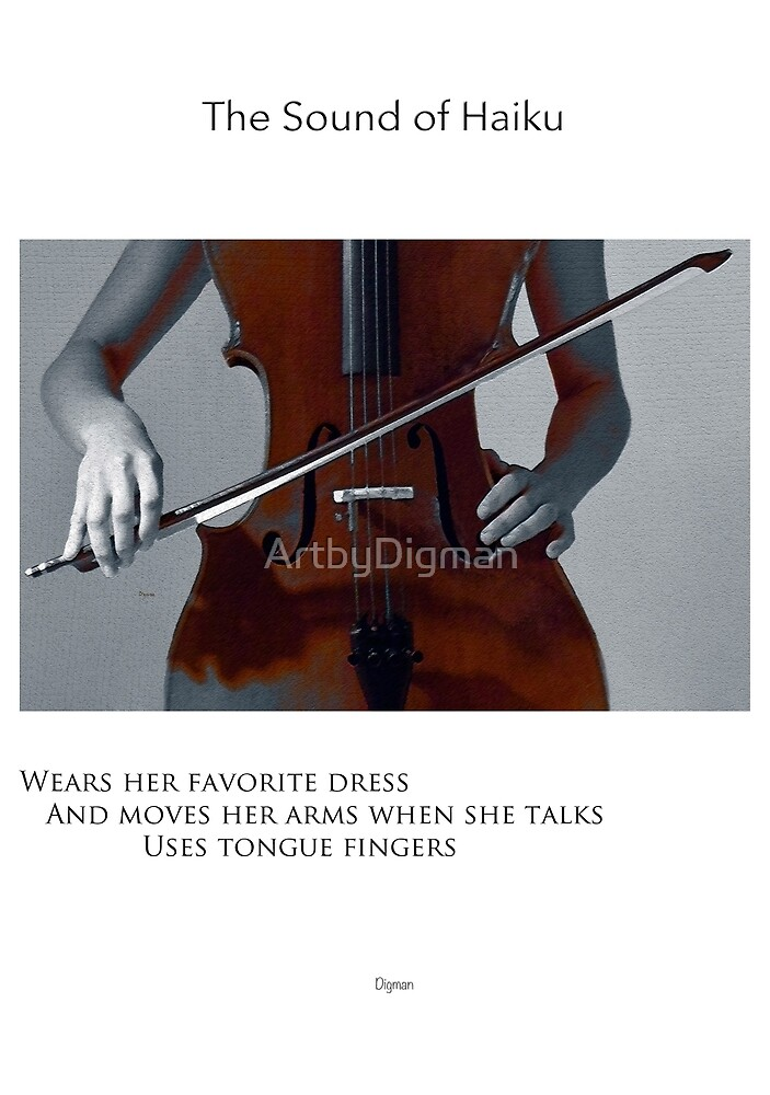 Uses Tongue Fingers  by ArtbyDigman