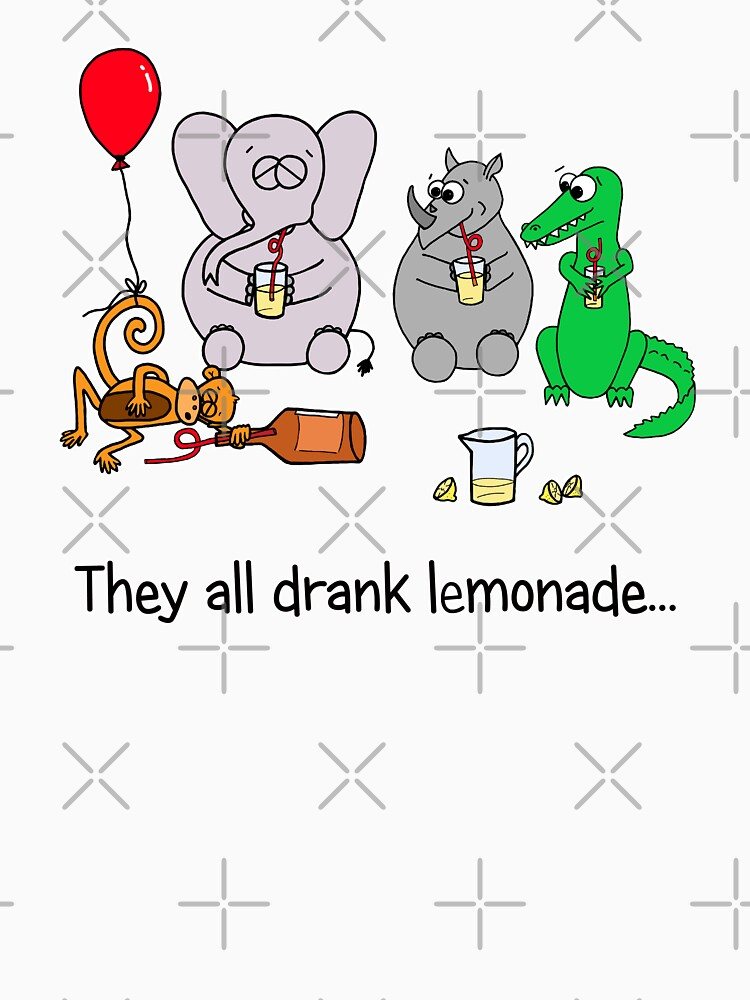 They All Drank Lemonade by AdrienneBody