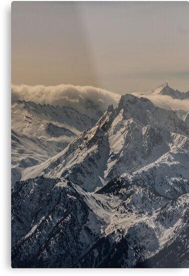 MOUNTAIN - RANGE - SNOW - PHOTOGRAPHY by realphotoshop