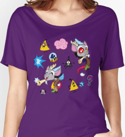 Chaos Buds! Women's Relaxed Fit T-Shirt
