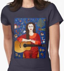 "Violeta Parra  and the song ""Thanks to Life"" T-Shirt"