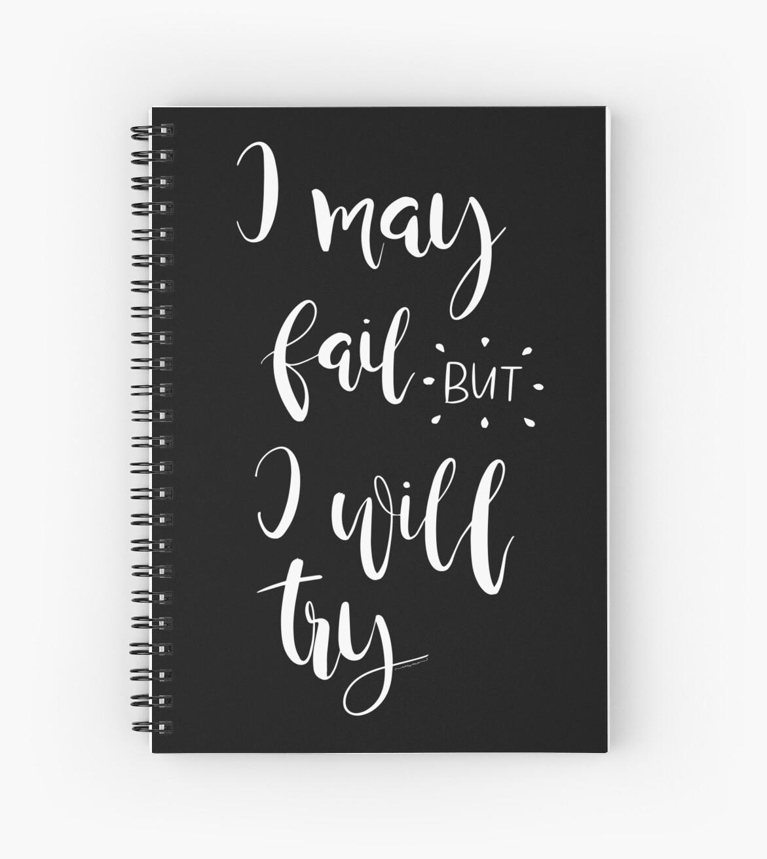 I may fail, but I will try by carvana