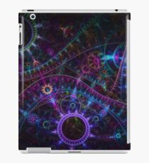 Chaotic fractal illustration iPad Case/Skin