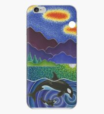 Orca Sonic Love iPhone Case