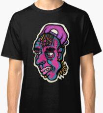 Burnout - Black Background Version Classic T-Shirt