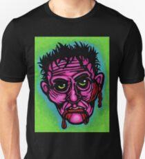 Pink Zombie Slim Fit T-Shirt