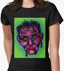 Pink Zombie Women's Fitted T-Shirt