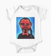 Gustavo Short Sleeve Baby One-Piece